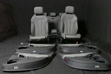 Audi A4 8W S-LINE Leder Sport SITZE Lederausstattung Innenausstattung seats