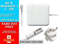 """85W Power Adapter Charger For Apple Mag safe 1 Mac Book Pro 15 17 """" A1297 A1172"""