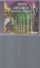 CD--CAPELLA GREGORIANA -- -- MYSTIC GREGORIAN POP SONGS & BALLADS VOL.1