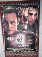 RETURN TO PARADISE 1 SHEET MOVIE POSTER