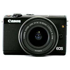 Canon Eos M100 24.2Mp Cmos Full Hd Mirrorless Digital Camera w/ 15-45mm Lens