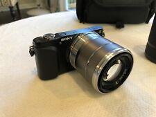 Sony NEX-3N 16.1 MP Mirrorless Digital SLR Camera with Lenses