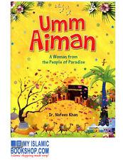 Umm Aiman By Sr. Nafees Khan Children Islamic Book Muslims Kids Gift Ideas