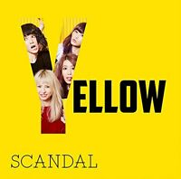 YELLOW(+DVD)(ltd.) Scandal CD