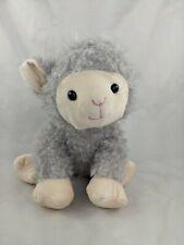 Gray Lamb Sheep Plush 8