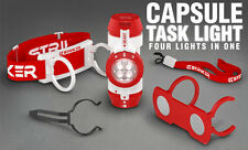 Striker Capsule Work light hands free four in one task light for camping and DIY
