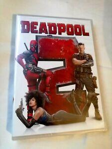 Deadpool 2 DVD  Marvel 2018 Fox Castellano, Ingles, Polaco, Turco Nuevo
