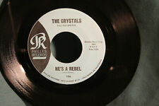 CRYSTALS, THE----HE'S A REBEL