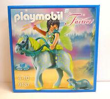 Playmobil Wasserfee mit Pferd Aquarius, 9137, in Box