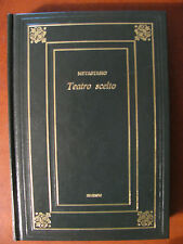 METASTASIO Teatro scelto- Edipem- 280 pagine - vedi reparto teatro
