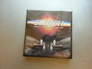 CLUTCH - Songs Of Much Gravity... 1993-2001  (4 CD BOX SET -  NEW AND SEALED)