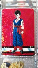 DRAGON BALL LAMINCARDS EDIBAS PLATINUM CARD PRISM RUBI N 34