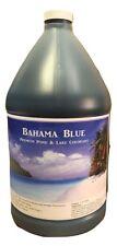 BAHAMA BLUE POND DYE 6 GALLON GREAT FOR KOI AND GOLDFISH POND PKF