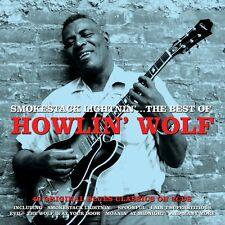 Howlin Wolf - Smokestack Lightnin'...The Best Of (2CD 2016) NEW/SEALED