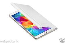 Samsung ( officiel ) Folio Book Etui pour Galaxy Tab S 8.4 Blanc EF-BT700BWE GWW