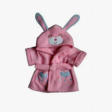 """Teddy Bear Bunny Bathrobe Costume Clothes Fit 14-18"""" Build-a-bear !New!"""