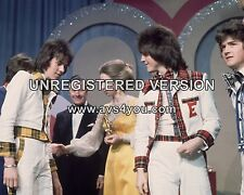 """Bay City Rollers 10"""" x 8"""" Photograph no 21"""