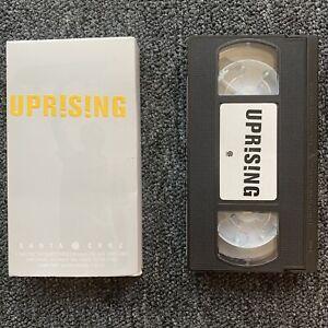2001 Santa Cruz Uprising VHS Skate Video Skateboard Tim Brauch Ron Whaley