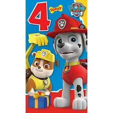 Paw Patrol Greeting & Birthday Cards