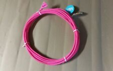 Weaver Kid's lariat waxed Rope - Hot Pink - 5-16 X 20'