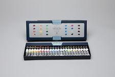 Watercolor Paint Mijello Mission Silver Class Set 7.5ml 24 Colors MWC-7524