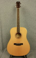 Brand New Austin AA25-D Dreadnought Acoustic Guitar in Natural