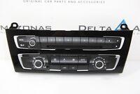 BMW F20 F21 F22 Climat Radio A/C Contrôle Tableau Climatisation 9384046