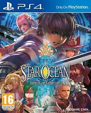 Star Ocean: Integrity and Faithlessness [PlayStation 4 PS4, Region Free RPG] NEW