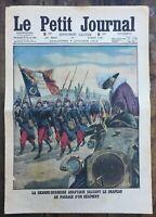 Le Petit Journal N°1142 du 6/10/1912 La grande duchesse Anastasie
