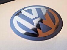 Decal sticker for VWl Satin blue w/black chrome volkswagen jetta golf  passat