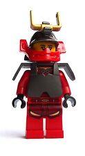 Lego Ninjago Samurai X Ninja Minifigur Minifig Minifigures Neu New njo050