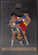 Hard Rock Cafe Pin: Koh Samui Two Boxers le100