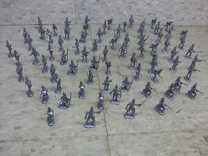 77Pc 1/72 Italeri / Arifix Compatible Russian Grenadiers Inf Soldiers Lot#4887K