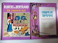 Robert en Bertrand nr 26  EERSTE Druk 1978
