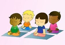 GUIDED MEDITATION FOR CHILDREN CD RELAXATION FOR KIDS, STORY TIME, ADVENTURE