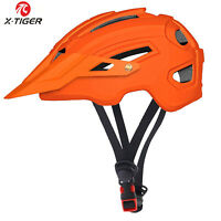 Men Women Cycling Helmet In-mold MTB Bike Road Mountain Safety Bicycle Helmets