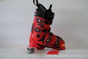 ATOMIC HAWX PRIME 120 Chaussures de ski homme taille 39 (25.5) rouge neuve