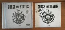 Chase And Status - Tribe CD & Signed Art Card Autographed