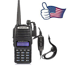 Practical Baofeng UV-82 VHF/UHF MHz Dual-Band Ham Walkie Talkies Two-way Radio