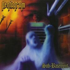 PENTAGRAM: Sub-basement BLACK WIDOW RECORDS CD Neu