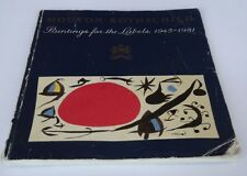 Mouton Rothschild:  Paintings for the Labels, 1945-81. Ex-library copy.