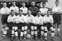 BOLTON WANDERERS FOOTBALL TEAM PHOTO 1951-52 SEASON