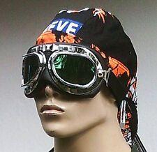 Retro motocicleta ski nórdico snowboard Army deporte Roller Biker club gafas de sol