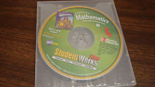 Brand New California Mathematics Grade 5 Student Works Plus CD-ROM (DISK 1 ONLY)