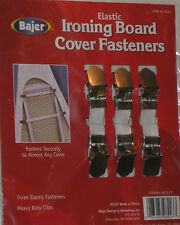 Heavy Duty Ironing Board Cover Fasteners Clips 3-Count