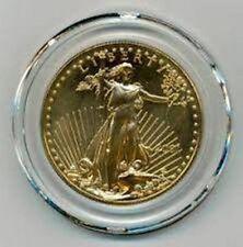 10 32mm Air-Tite Air Tite Airtite Coin Capsule for 1oz Gold & Platinum Eagle H32