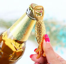Bottle Opener Pineapple Shape Alloy Tool Wedding Party Gift Souvenirs