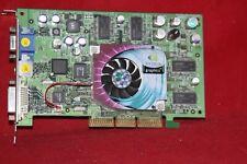 Nvidia GeForce4 Ti 4200, 128MB 128Bit DDR DVI+TV, AGP Graphics Card