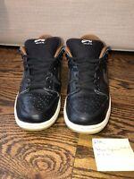 """Nike Dunk Sb """"black Rain"""" Size 13"""