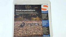 FREE SUN SENTINEL Broward 11 06 08 President Obama  Collector's Sold Out Issue